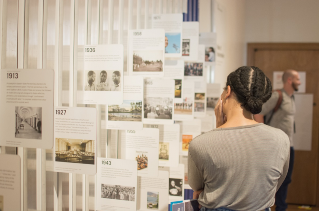 UT Detention Exhibit. Photo Credit: https://www.flickr.com/photos/utsoa/sets/72157671933815323/with/30452285555/