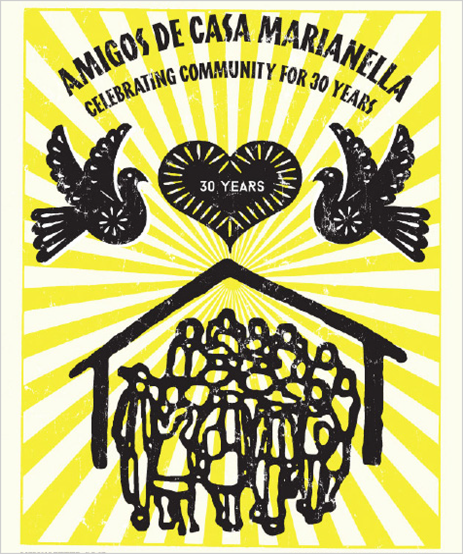 casa marianella 2015 annual print newsletter