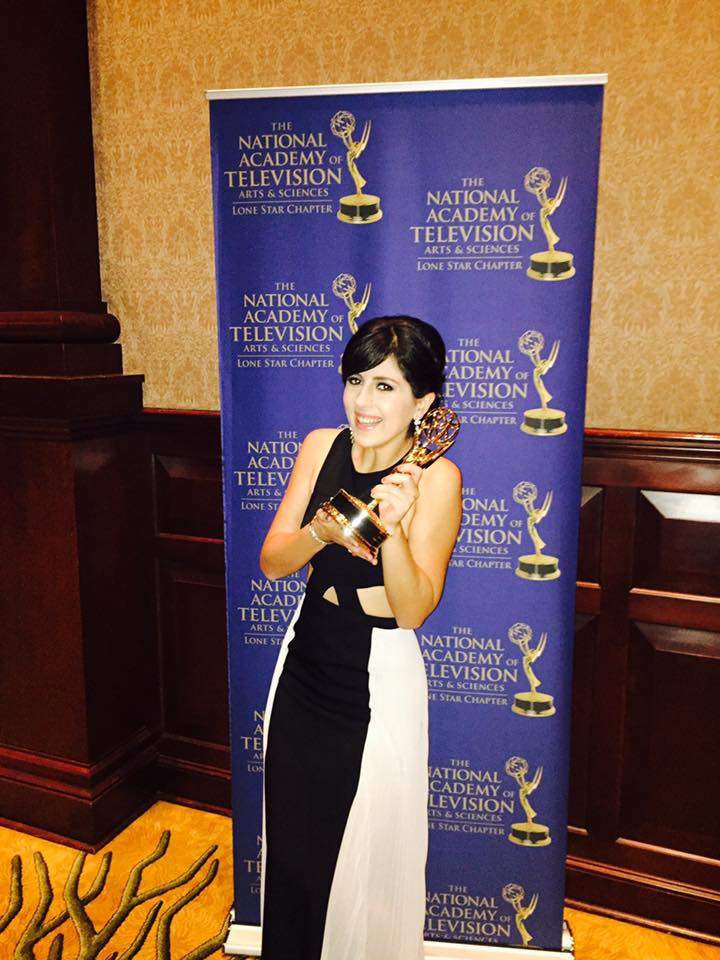 Casa ESL teacher wins Emmy